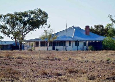 Witchelina Station manager's home
