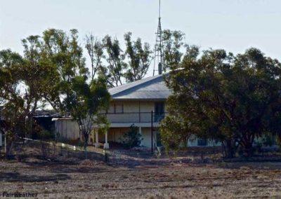 Witchelina Station homestead