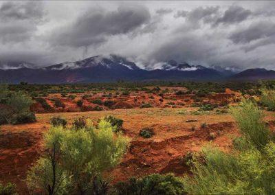 Welcoming Flinders Ranges
