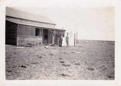 Fettlers Hut Carpmail and Laver 1962