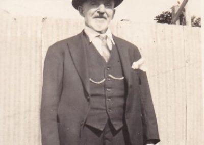 John Thomas Carpmail 1930