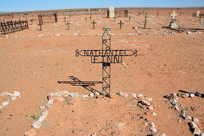 Nathaniel James Finn grave Farina